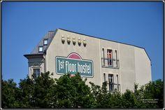 2011 Berlin - 1st floor Hostel in Friedrichshain ☺