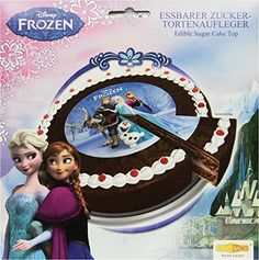 Dekoback Zucker-Tortenaufleger Frozen, 1er Pack (1 x 17 g) Dekoback http://www.amazon.de/dp/B00UQNV258/ref=cm_sw_r_pi_dp_jOnvwb0VDBAA0