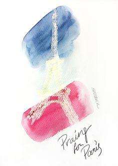 Praying for Paris...