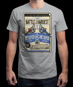 """Battle of the Century"" is today's £8/€10/$12 tee for 24 hours only on www.Qwertee.com Pin this for a chance to win a FREE TEE this weekend. Follow us on pinterest.com/qwertee for a second! Thanks:)"