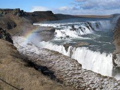 Gulfoss / Islande