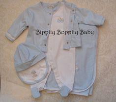 Newborn Take Me Home Outfits | Boys Take Me Home Outfit - 5-piece Take Me Home Outfit in the Tired ...
