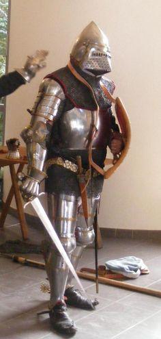 14th C Knight