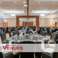 Crowne Plaza Chester caters from 2 to 600 delegates in one of their flexible and adaptable meeting spaces, all on one floor. They can also create packages to suit any occasion, from one to one interviews, training events or larger conferences requiring exhibition space, to social gatherings.   #CrownePlazaChester #flexiblespaces #meetingspaces #ChesterVenues