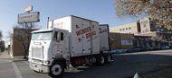 A Wonder Bread truck pulls out of the Utah Hostess plant in Ogden, Utah, Thursday, Nov. 15, 2012. Hostess Brands Inc. said it likely won't make an announcement until Friday morning on whether it will move to liquidate its business, after the company had set a Thursday deadline for striking employees to return to work. The maker of Twinkies, Ding Dongs and Wonder Bread said Thursday it will file a motion in U.S. Bankruptcy Court to shutter operations if enough workers don't return