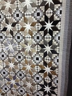 stunning+quilts | Stunning quilt in neutrals | Amazing Quilts, I'd like to Make