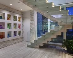 Modern Stairs Design, Pictures, Remodel, Decor and Ideas - page 28