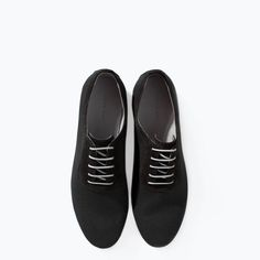 New Collection Online Fashion Catalogue, Zara Man, Zara United States, Zara Shoes, Derby, Latest Trends, Oxford Shoes, Dress Shoes, Lace Up