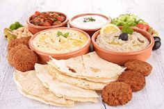 £24 for a 10-course Lebanese meal for 2 with wine