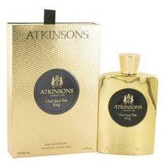 Oud Save The King Eau De Parfum Spray By Atkinsons