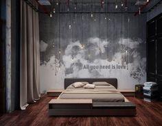 HappyModern.RU   Дизайн спальни 2016 года: самые интересные новинки (76 фото)   http://happymodern.ru