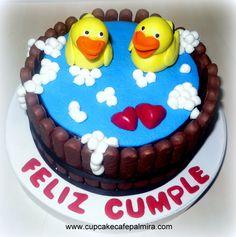 Chocolate Cake . Duck cake