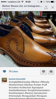 Barker 'Woody' timeless classic & great fit..