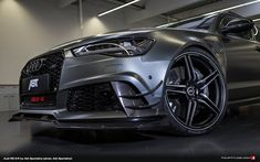 Audi RS 6-R Avant by Abt Sportsline