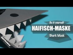 Make a paper shark hat! An easy craft for kids by World Book - YouTube