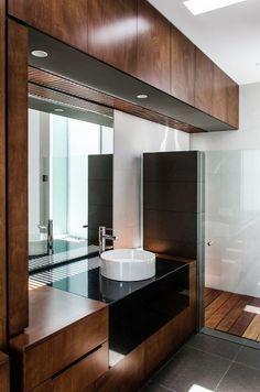 arquitectura Baño ubicado en dormitorio principal | ADI Arquitectura