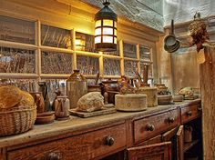 Galley room, HMS VICTORY