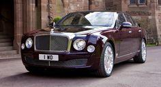 Bentley Mulsanne 'Royal Diamond Jubilee' Edition