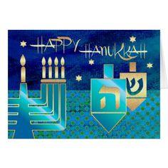 Shop Custom Hanukkah Celebration Party Invitations created by artofmairin. Personalize it with photos & text or purchase as is! Hanukkah Diy, Hanukkah Greeting, Feliz Hanukkah, How To Celebrate Hanukkah, Hanukkah Cards, Happy Hanukkah, Hanukkah Menorah, Hannukah, Holiday Postcards