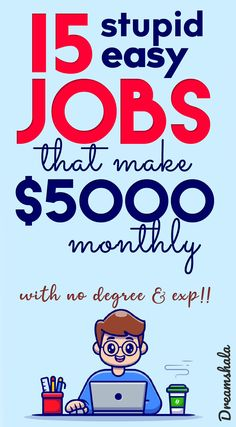 Earn Extra Money Online, Ways To Earn Money, Earn Money From Home, How To Get Money, Work From Home Careers, Home Based Jobs, Legitimate Online Jobs, Legitimate Work From Home, Best Side Jobs