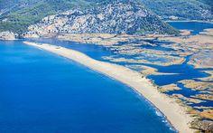 Europe's best beaches, according to TripAdvisor Iztuzu Beach, Dalyan, Turkey