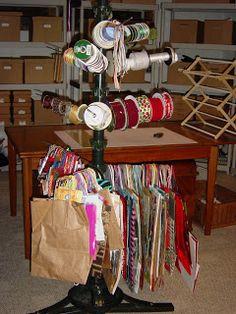 Sew Many Ways...: Recycled Christmas Tree...