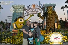 Disney Photo Op! Do you have a favorite photo spot at Disney? Contact us to get back to that spot! 877-849-4604
