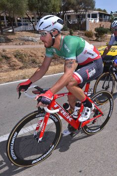 100th Tour of Italy 2017 / Stage 1  Giacomo NIZZOLO / Alghero Olbia / Giro /