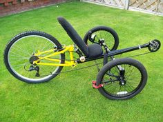 Hi Atomic Zombie! Please would you be so kind as to include a picture of my recent tadpole trike project in your builders gallery.   My name...