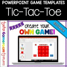 14 Inspiring Powerpoint Game Templates Images Classroom Games