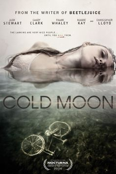 Cold Moon Upcoming Horror Movie: Griff Fursts Cold Moon releases in movie theaters this upcoming October 27 Best Horror Movies, Horror Movie Posters, Horror Films, Scary Movies, Good Movies, Comedy Movies, Movie Film, Cold Moon, Vintage Films