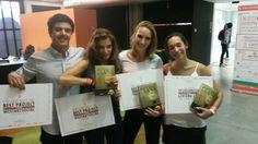 La aventura de Diana,  un premio para los ganadores  del We Start Social,  con el proyecto de Refugads, por su impacto  Social , modelo de negocio,  validación y prototipado. Congratulations Campeon@s.