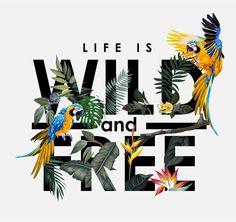 Typographie Logo, Schrift Design, Plakat Design, Shirt Print Design, Slogan Design, Web Design, Typography Poster Design, Bird Illustration, Flyer