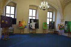 Výsledek obrázku pro Pozvánka na výstavu senát čr předsálí Windows, Ramen, Window