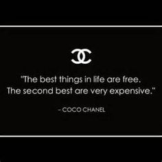 quotes by coco chanel - Yahoo! Image Search Results