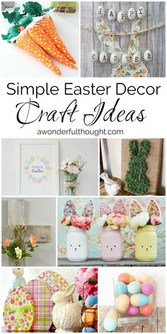 15 Simple Easter Dec