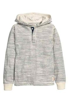 H&M - Hooded jersey top £9.99