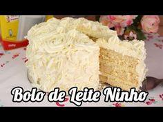 Bolo Mousse de Leite Ninho - YouTube