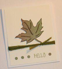 ROS GREETING CARD