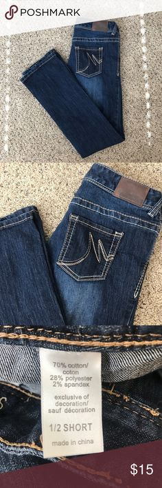 Maurice's Jeans These are in excellent condition. Maurices Jeans Boot Cut