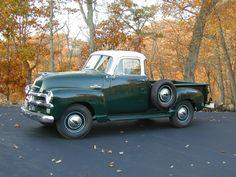 1955 Chevrolet First Series Pickup Trucks For Sale, Old Trucks, Chevrolet 3100, Chevrolet Trucks, Panel Truck, Antique Trucks, Truck Parts, Autos, Chevy Trucks