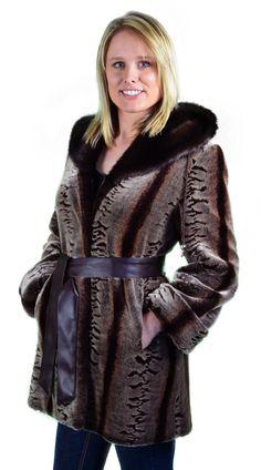 DU MONDE Black Mountain Faux-Wool Blanket Jacket