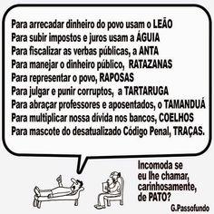GERALDO PASSOFUNDO: O Pato