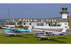 LAND'S END AIRPORT | Cornwall: As it used to be     ✫ღ⊰n