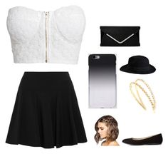 """""""Dressing up for no reason"""" by joryn ❤ liked on Polyvore featuring мода, DKNY, NLY Trend, C6, Pieces, Miu Miu и Charlotte Russe"""