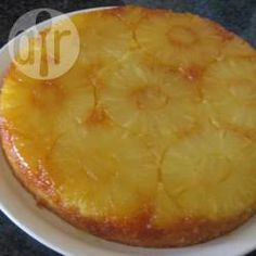 Foto della ricetta: Torta rovesciata all'ananas