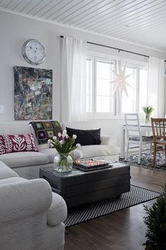 Kotoinen olohuone