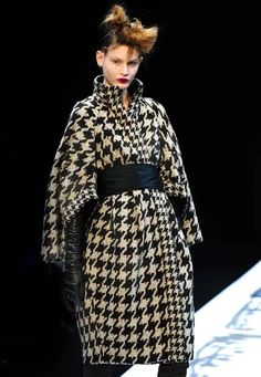 In the world of exclusive luxury, fashion houses and high-end brands play a key role, but the names behind them are certainly the most important part of the process, we're… Fashion Wear, High Fashion, Fashion Show, Fashion Outfits, Womens Fashion, Fashion Trends, Luxury Fashion, Coats For Women, Clothes For Women