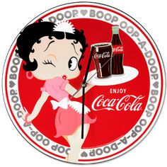 High Quality collection of betty boop coca cola and many comparable products. Featuring betty boop coca cola available for buying here. Coca Cola Decor, Always Coca Cola, Coca Cola Bottles, Wall Art Wallpaper, Screen Wallpaper, Decoupage, Betty Boop Pictures, American Diner, Pink Panthers