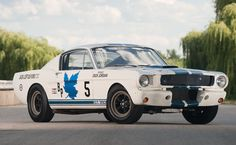 1965 Shelby GT350R